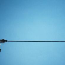 Forceps; 5mm O.D., 430mm W.L., Babcock w/ratchet