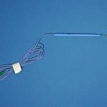 Monopolar pencil for extracorporeal use