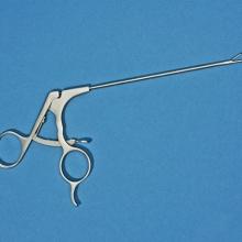3.5mm Meniscus Grasping Ratchet Forceps