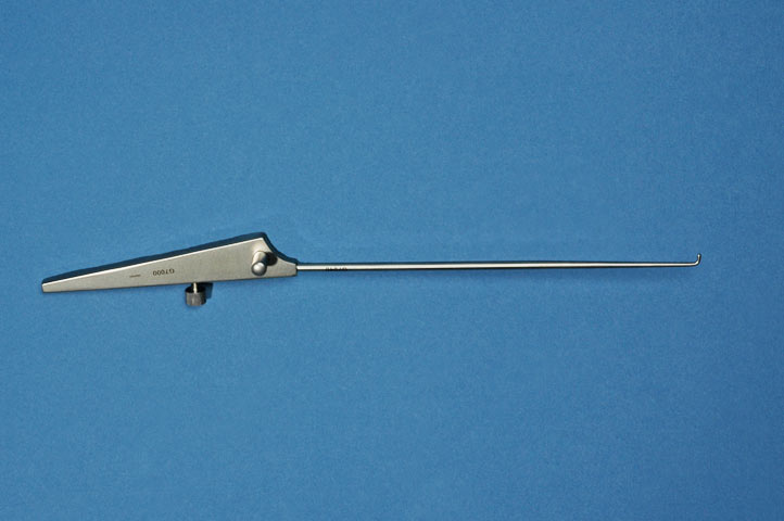90 Degree Hook Probe
