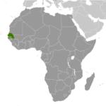 senegal-location-map